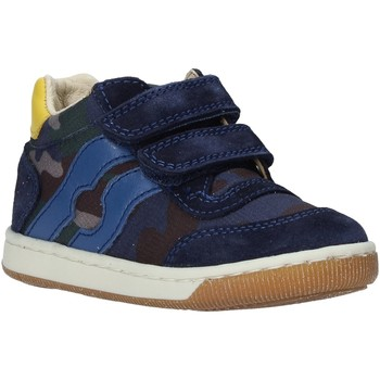 Schuhe Jungen Sneaker High Falcotto 2015271 02 Blau
