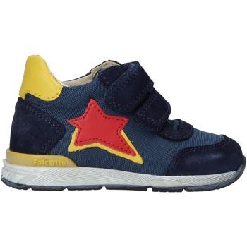 Schuhe Kinder Sneaker Falcotto 2015450 02 Blau