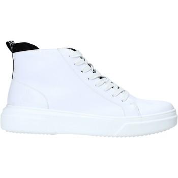 Schuhe Herren Sneaker High Rocco Barocco RB-HOWIE-1401 Weiß