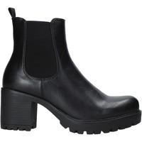 Schuhe Damen Boots Café Noir XP982 Schwarz