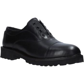 Schuhe Damen Derby-Schuhe Café Noir XK126 Schwarz