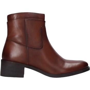 Schuhe Damen Boots Café Noir XV123 Braun