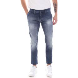 Kleidung Herren Slim Fit Jeans Antony Morato MMDT00249 FA750263 Blau