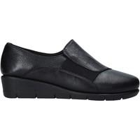 Schuhe Damen Slipper Susimoda 8972 Schwarz