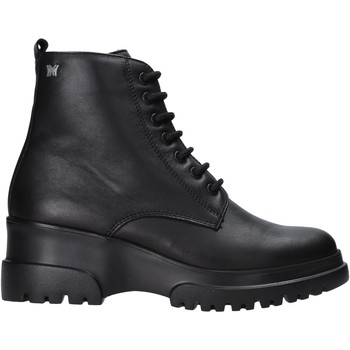 Schuhe Damen Boots CallagHan 27200 Schwarz