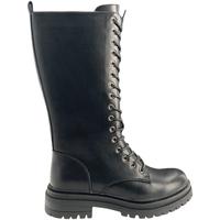 Schuhe Damen Boots Gold&gold B20 GER122 Schwarz