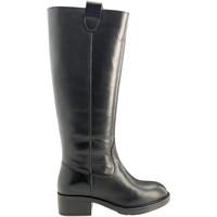 Schuhe Damen Klassische Stiefel Apepazza F0BEATRIX02/LEA Schwarz