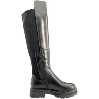 Schuhe Damen Klassische Stiefel Gold&gold B20 GR146 Schwarz