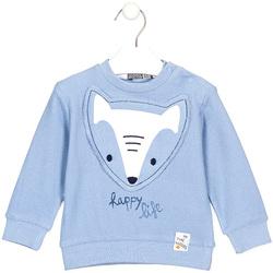 Kleidung Kinder Pullover Losan 027-6002AL Blau