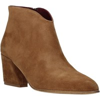 Schuhe Damen Low Boots Bueno Shoes 20WR5102 Braun