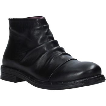 Schuhe Damen Low Boots Bueno Shoes 20WP2401 Schwarz