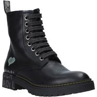 Schuhe Damen Boots Bueno Shoes 20WR4201 Schwarz