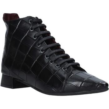 Schuhe Damen Boots Bueno Shoes 20WR3002 Schwarz