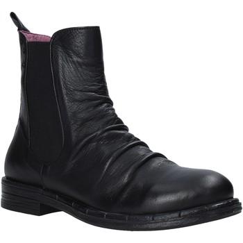 Schuhe Damen Low Boots Bueno Shoes 20WP2413 Schwarz