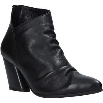 Schuhe Damen Low Boots Bueno Shoes 20WR1400 Schwarz