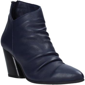 Schuhe Damen Low Boots Bueno Shoes 20WR1400 Blau