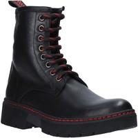 Schuhe Damen Boots Bueno Shoes 20WR4901 Schwarz