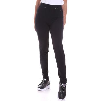 Kleidung Damen Leggings Key Up 5LG03 0001 Schwarz