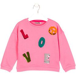 Kleidung Kinder T-Shirts Losan 026-6021AL Rosa