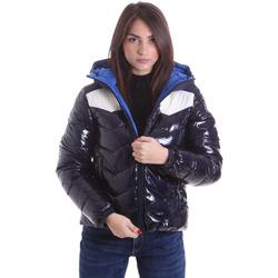 Kleidung Damen Daunenjacken Invicta 4431732/D Blau