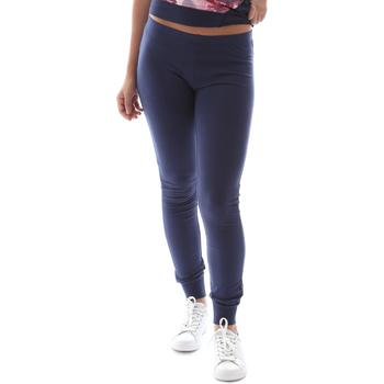 Kleidung Damen Leggings Key Up 5LI21 0001 Blau