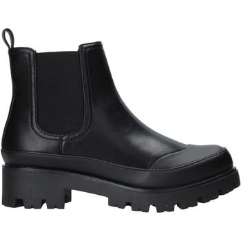 Schuhe Damen Boots Café Noir XS953 Schwarz