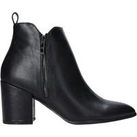 Schuhe Damen Boots Café Noir XV949 Schwarz