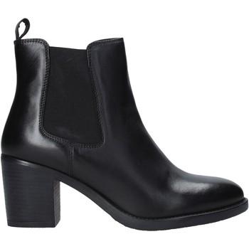 Schuhe Damen Boots Café Noir XV126 Schwarz