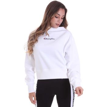 Kleidung Damen Sweatshirts Champion 113189 Weiß