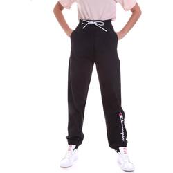 Kleidung Damen Jogginghosen Champion 113192 Schwarz