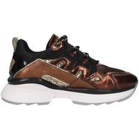 Schuhe Damen Sneaker Low NeroGiardini I013702D Schwarz