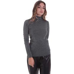 Kleidung Damen Pullover Liu Jo WF0069 J4030 Grau