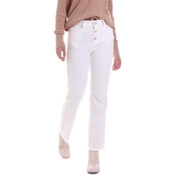 Kleidung Damen Jeans Liu Jo WF0312 T4590 Weiß