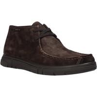 Schuhe Herren Boots Enval 6220822 Braun