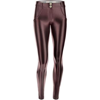 Kleidung Damen Leggings Freddy WRUP2RS925 Braun