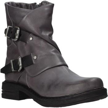 Schuhe Damen Low Boots Bueno Shoes 8K3502 Grau