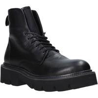 Schuhe Damen Boots Bueno Shoes 20WR3405 Schwarz