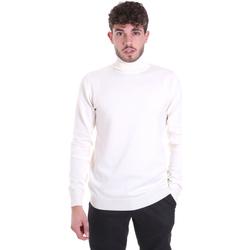 Kleidung Herren Pullover Sseinse MI1620SS Weiß