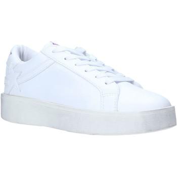 Schuhe Damen Sneaker Low Shop Art SA030060 Weiß