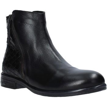 Schuhe Damen Low Boots Bueno Shoes 20WR4601 Schwarz