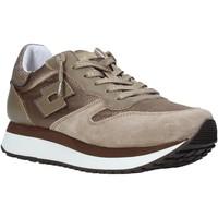 Schuhe Damen Sneaker Low Lotto 215084 Beige