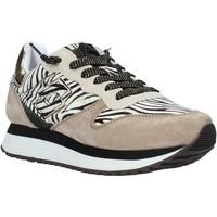 Schuhe Damen Sneaker Low Lotto 215089 Beige