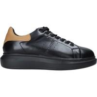 Schuhe Herren Sneaker Low Docksteps DSM104105 Schwarz