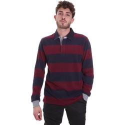 Kleidung Herren T-Shirts & Poloshirts Navigare NV30029 Rot