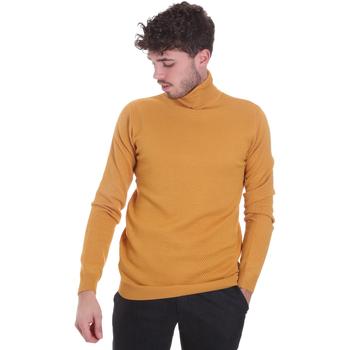 Kleidung Herren Pullover Sseinse MI1671SS Gelb