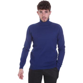 Kleidung Herren Pullover Sseinse MI1671SS Blau