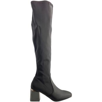 Schuhe Damen Boots Gold&gold B20 GM306 Schwarz