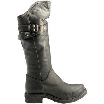 Schuhe Damen Boots Bueno Shoes 8M1107 Schwarz