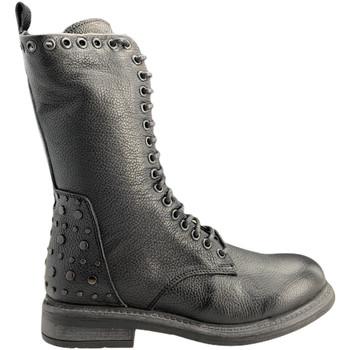 Schuhe Damen Boots Bueno Shoes 9M1702 Schwarz