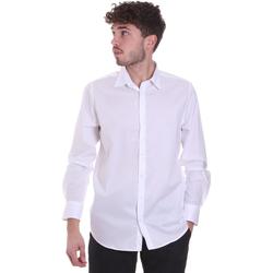Kleidung Herren Langärmelige Hemden Sseinse CI543SS Weiß